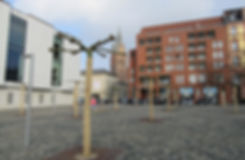 Площадь в Ганновере