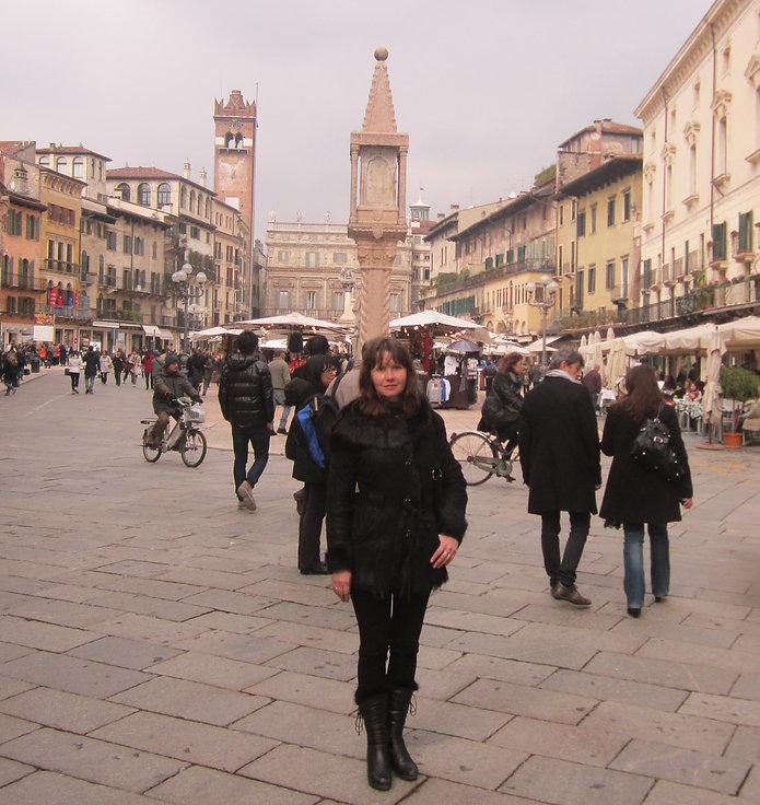 Главная площадь Вероны