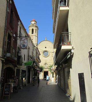 Главная церковь в Калелье