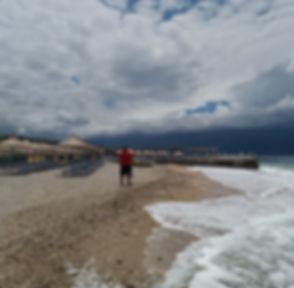 Радим, Албания, пустынный пляж
