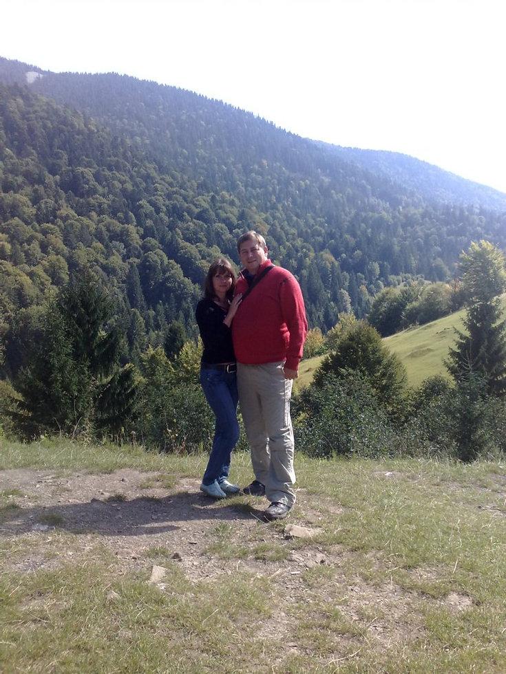 Синевирский перевал, Украина