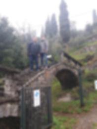 Варенна, Кастельвецио, мост