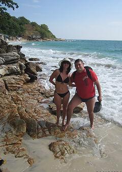 Гуляем по скалистым берегам острова Ко Самет
