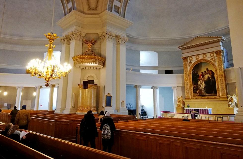 Собор святого Николая, Хельсинки