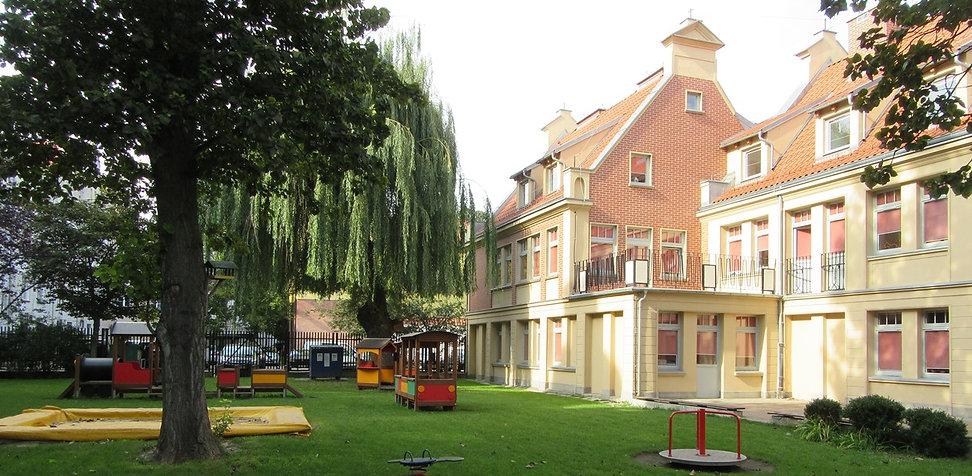 Гданьск, детский сад
