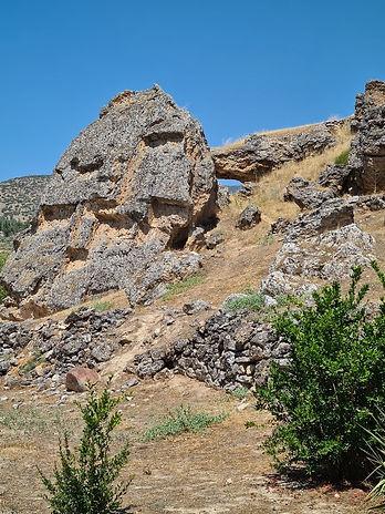 Развалины Иерополиса