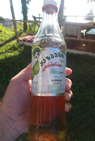 Грузинский лимонад
