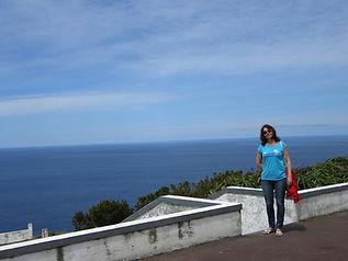 За спиной - Тихий океан