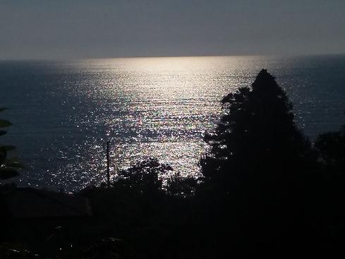 Ночное море в Чакви