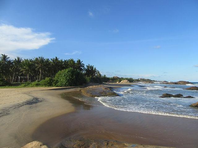 Киринда, Шри-Ланка