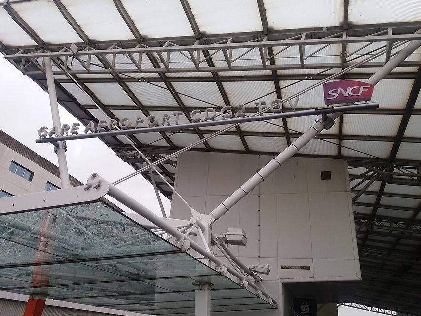Аэропорт имени Шарля де Голля, Париж