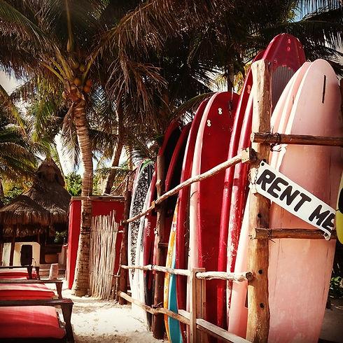 Прокат для серфингистов