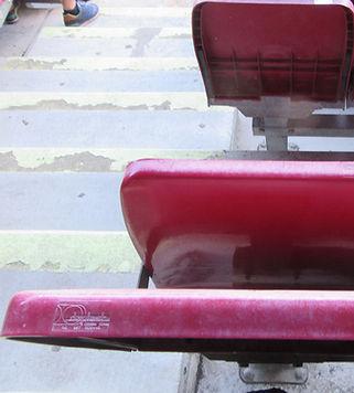 Скамейки можно и обновить