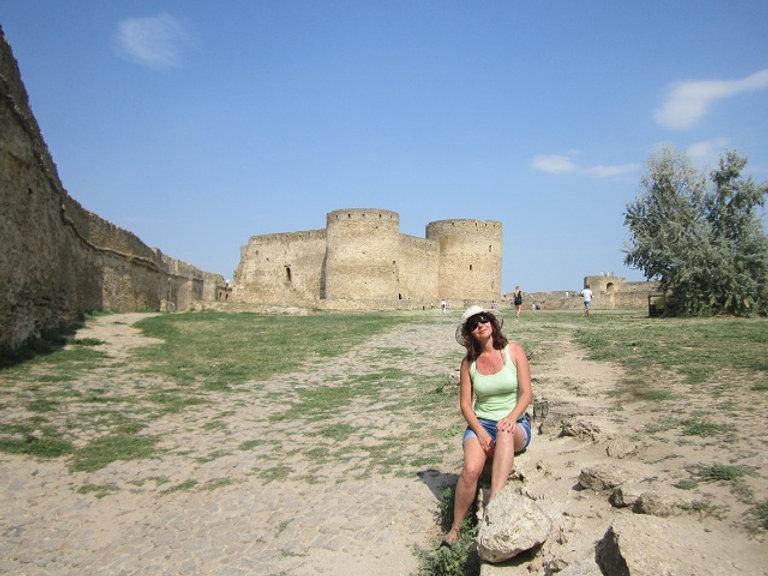 Бастион крепости Аккерман