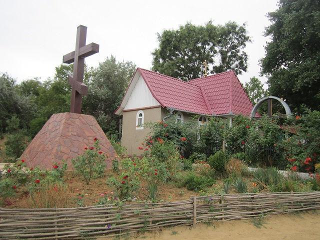 Подземная церковь, Украина