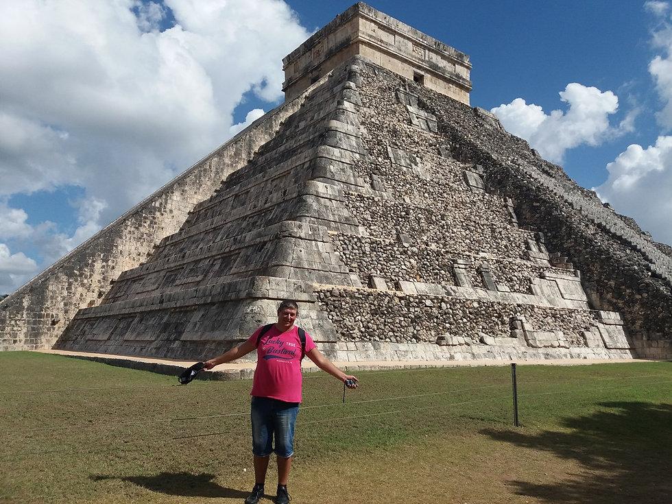Здравствуй знаменитая Пирамида