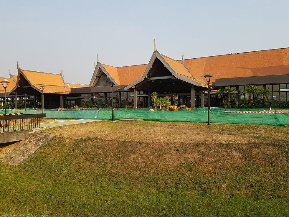 Аэропорт Сеамреап, Камбоджа