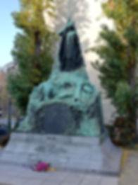 Памятник жертвам Первой мировой войны