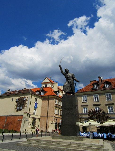 Памятник Яну Килимскому