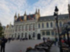Ратуша города Брюгге