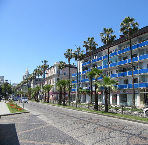 Улицы Батуми