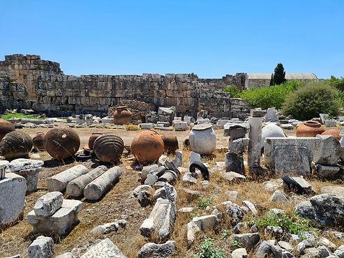 Амфоры Иераполиса