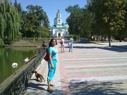 Церковь возле Гоголевской калюжи
