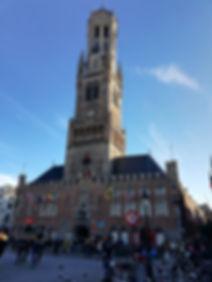 Колокольня Белфорт в Брюгге