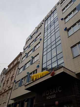 Дом с бактериями, Прага