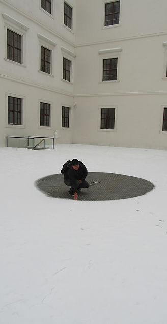 Во дворе Братиславского града