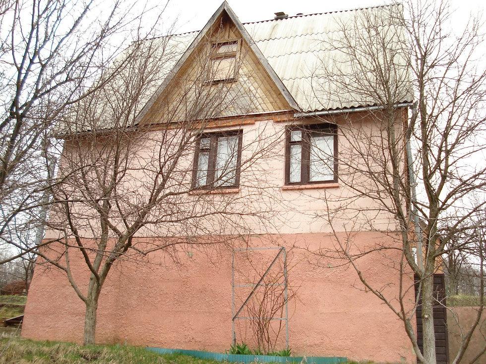 Наша дача в селе Песчаное, Харьковской области