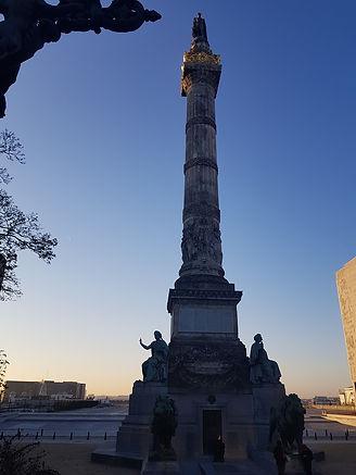 Памятник жертвам Второй мировой войны