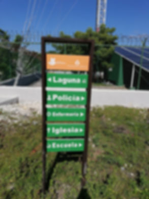 Инфраструктура Мано Хуана