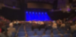 Концерт группы A-ha, начало