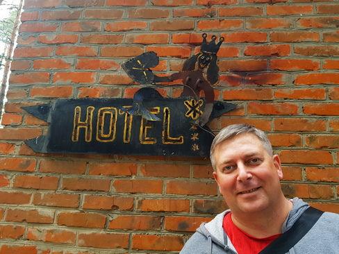 Отельная русалка
