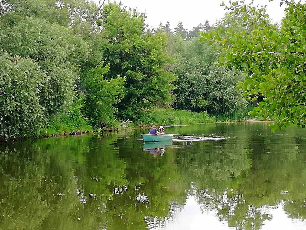 Лодки напрокат