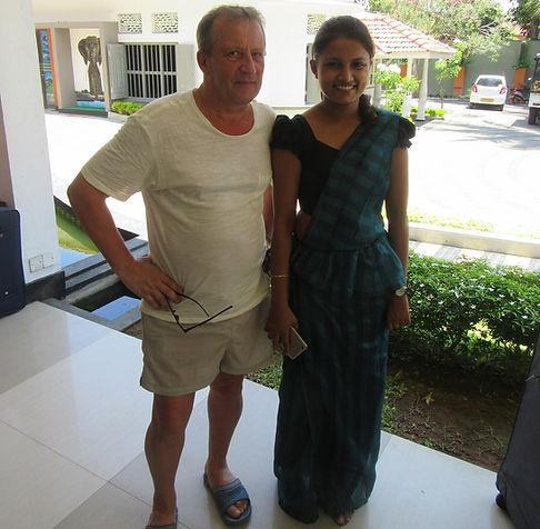 Наша подруга из Тангалле