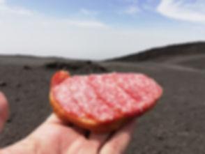 Пикник на вулкане