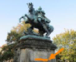 Гданськ, памятник Яну третьему, Львов