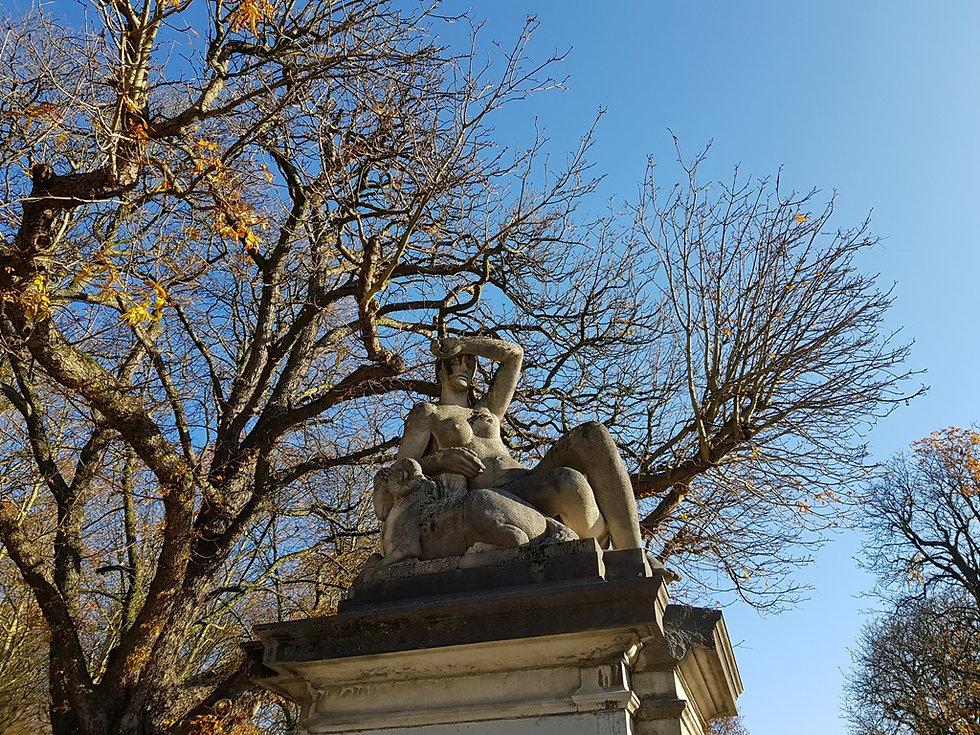 Скульптуры парка Пятидесятилетия, Брюссель