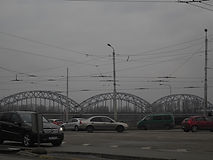Мост в Риге