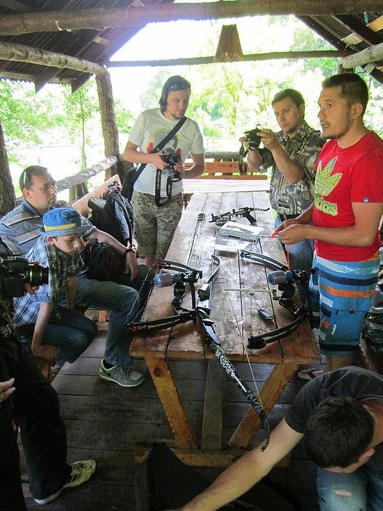 Лекция-инструктаж о пользовании оружием