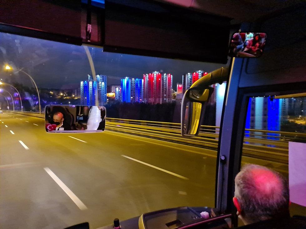 Ночные кварталы Анкары