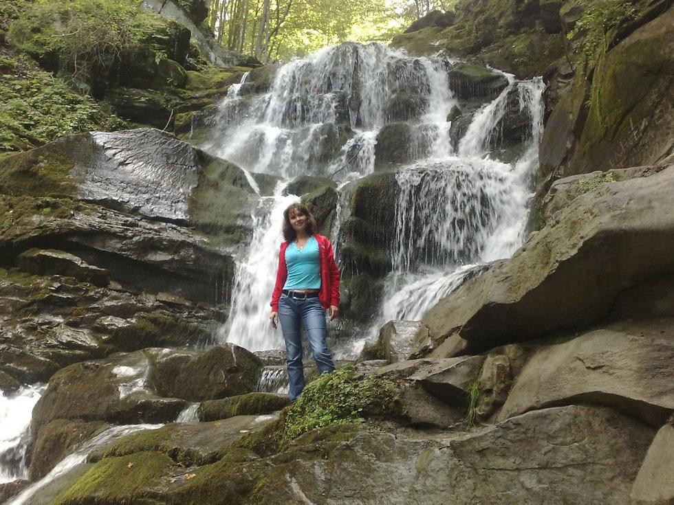 Водопад Шипит, Межгорье