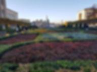 Брюссель, парк Мон Дез Ар