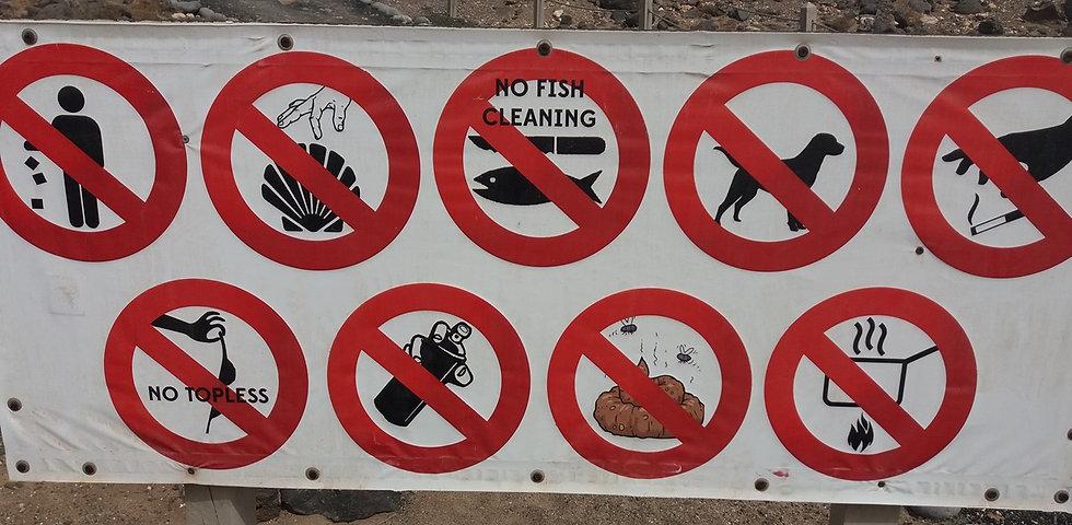 Правила поведения возле лагуны Буракона