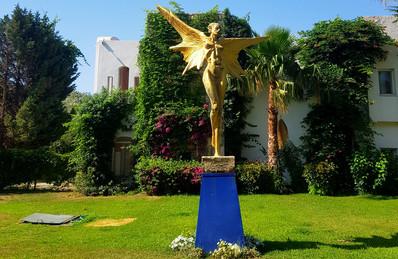 Скульптура из Торбы