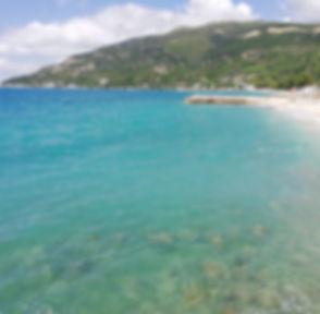 Албания, лагуна