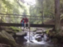 Возле водопада Шипит, Закарпатье