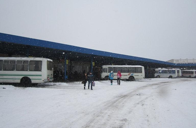 Автовокзал Мукачево